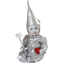Charisma The Wizard of Oz� Porcelain Doll Collection - Tin Man