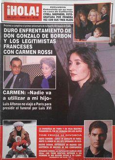 HOLA! MAGAZINE - Nº 2373 - 1990