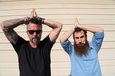 Fast and Loud --  The Monkeys...GOOFY