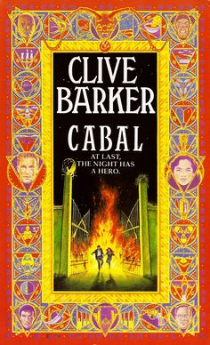 'Cabal' by Clive Barker