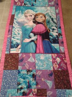 Jasmine's quilt