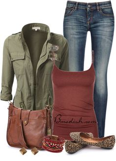 casual back to school outfit idea pinterest
