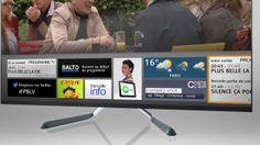 TV augmentée