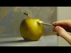 Acrylic painting techniques - Light & shade (Part 2 of 2) - YouTube