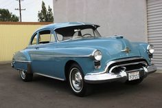 1950 Oldsmobile Eighty-Eight  Maintenance/restoration of old/vintage vehicles: the material for new cogs/casters/gears/pads could be cast polyamide which I (Cast polyamide) can produce. My contact: tatjana.alic@windowslive.com