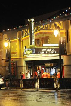 Attend the Sundance Film Festival, walk your dog up the street and have a beer with the celebrities!