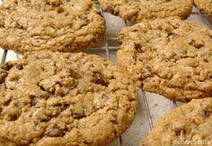 Cookies - ovsené koláčiky