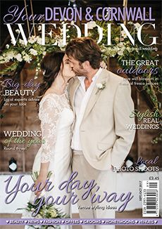 Your Devon & Cornwall Wedding Magazine is full to the brim with big-day inspiration - Order your copy today with free postage and packaging! Shed Wedding, Barn Wedding Venue, Elope Wedding, Rustic Wedding, Wedding Dresses, Cow Shed, Wedding Of The Year, Devon And Cornwall, Beauty News