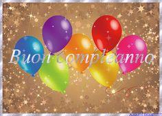 biglietto di auguri d buon compleanno