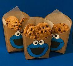 Cookie Monster cumpleaños 12 Party Cups Cookie Monster party favor Cookie Monster cake pop Sesame street First Birthday cookie monster cookie cookie party Monster 1st Birthdays, Monster Birthday Parties, 1st Boy Birthday, Birthday Party Themes, Birthday Box, Sesame Street Birthday Party Ideas, Birthday Ideas, Birthday Banners, Cookie Monster Party