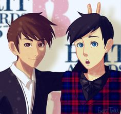 dan and phil- Google Search