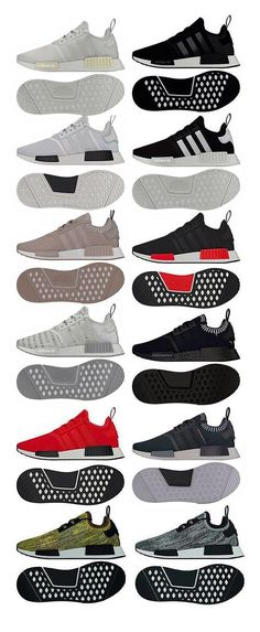 adidas Originals NMD 2016 Releases Nike Shoes, Adidas Sneakers, Adidas Men, Tenis Adidas, Shoes Sneakers, Sneakers Fashion, Fashion Shoes, Mens Fashion, Yeezy Shoes