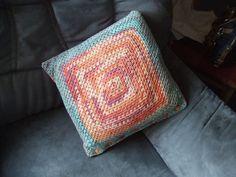 My world of crochet: Kissen