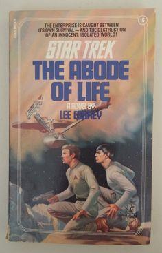 Star Trek: The Abode of Life -- Lee Correy