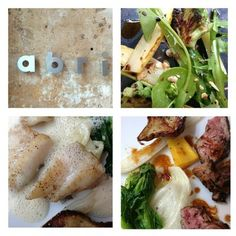 Néobistro, Cuisine française, sandwich: ABRI: Selection from today's fixed-price lunch at Abri. | Yelp