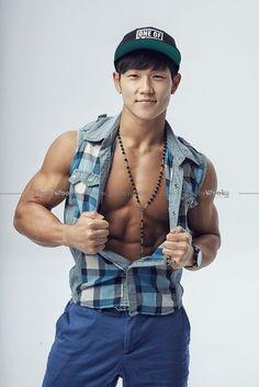 Hottie Korean dude