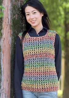 Direct link to pattern PDF. Pattern is fully charted using standard crochet symbols.