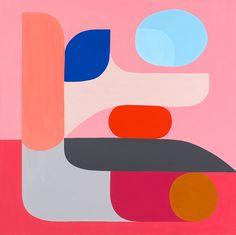 """Flamingo"" by Stephen Ormandy | Olsen Irwin Gallery Sydney Australia"