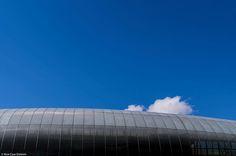 Photo de l'architecture de la gare de Strasbourg