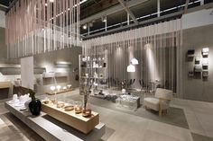 Nude 'Simple is beautiful' stand by Demirden Design, Frankfurt – Germany » Retail Design Blog