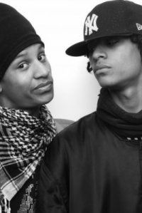 les twins-Twenty-two year old twins Larry and Laurent Bourgeois are natives of Sarcelles, Val d O'ise, France and have been dancing since the age of two.