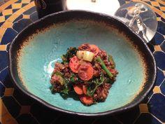 Tara Stiles's Hot Bowl of Veggies!