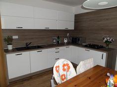 Poradkyňa: Ľubica Petrušová - kuchyňa Elis Kitchen Cabinets, Home Decor, Decoration Home, Room Decor, Cabinets, Home Interior Design, Dressers, Home Decoration, Kitchen Cupboards