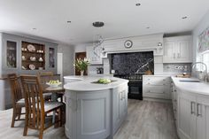 Wrights Design House are one of Irelands leading kitchen companies. Supplying contemporary and classic kitchens to markets in Lisburn, Belfast and throughout Ireland. Purbeck Stone, Grey Houses, Farrow Ball, Belfast, Kitchen Styling, 50th Anniversary, Northern Ireland, Kitchen Ideas, House Design