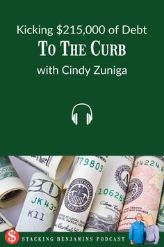 """Are you struggling with debt? How about a little inspiration? Cindy Zuniga paid off a LOT of debt in just four years. Like you, she finally realized she'd had enough and something had to change…so change she did. Today she'll share the struggle and her path out from deep debt, along with dispelling some myths about debt payoff strategies along the way. She'll also share how she successfully used a cool concept called """"zero-based budgeting"""" to not just pay down debt but to curb her spending… Debt Payoff, Budgeting, Zero, Kicks, Concept, Change, Inspiration, Biblical Inspiration, Motivation"""