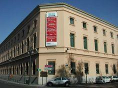 Fachada del Museo de Etnología de Valencia