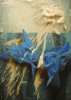 """Peeta"" italian artist"
