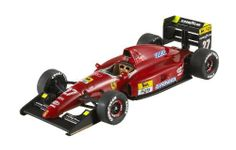 Hot Wheels Elite Ferrari F92 A J. Alesi Spain GP 1992 by Mattel. $28.04. From the Manufacturer                Hot Wheels Elite Ferrari F92 A J. Alesi Spain GP 1992: This timeless, 1:43rd scale Ferrari is one of a variety of collectible vehicles approved by Ferrari for authentic styling and decoration. Beautifully crafted and highly detailed, this car makes a great collectible or gift for any auto enthusiast.  Actual Car Information: The Ferrari F92 A competed in t...