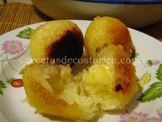 Cocina Costarricense Enyucados