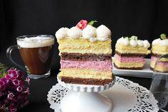 Just-t va premiaza pentru prajituri cu foi : Diva in bucatarie Romanian Desserts, Romanian Food, Vanilla Cake, Biscuits, Sweet Treats, Cheesecake, Deserts, Food And Drink, Ice Cream