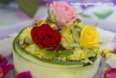 Quinoa con pistachos y menta