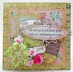 Pinkcloud Scrappers: Needle and Thread Vintage Style