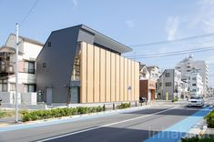 Tokyo's first multistory building made of 100% wood overcomes rigid fire regulations