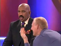 This Family Feud contestant's answer almost made Steve Harvey walk off set Awkward Moments, Family Feud, I Laughed, Steve Harvey, Steve, Pop Culture News, Laugh Out Loud, Hilarious, Make Me Laugh