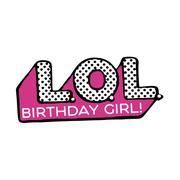 Lol Birthday Girl Logo Surprise Doll Svg Jpeg Dxf Png High Definition L O L Birthday Girl Logo Loldoll Loldolllogo Cupcake Topper Cake Topper Autocad Lol Dolls Lol Girl Birthday