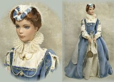 Mary Queen of Scots Doll