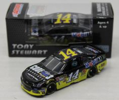 2014 TONY STEWART Code 3 1:64 Action Nascar Diecast In Stock Free Shipping