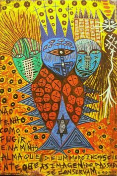 Tecnica mista sobre oapel especial 100 x 50 cm / 2011 Brasil r.j