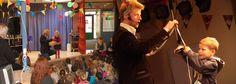 Bekijk de mogelijkheden van kindershows van Steve Carlin. https://goochelaar-steve.nl/kinder-goochelaar-in-het-dorp-baak/ lees meer: https://goochelaar-steve.nl