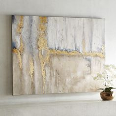 Sophistication Abstract Art #abstractartpaintingstoinspire
