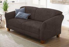 Home affaire 3-Sitzer »Gotland«, in drei Bezugsqualitäten ab 499,99€. Inklusive komfortablen Federkerns, Frei im Raum stellbar, In 3 Bezugsqualitäten bei OTTO