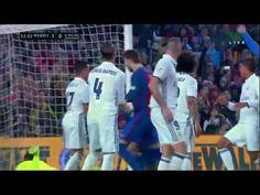 VAP프리메라리가 14R 레알마드리드 vs 바르셀로나 골 장면 모음