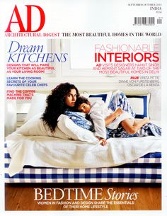 61c featured in Architectural Digest
