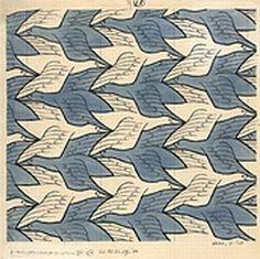 Escher✖️MC Escher (Dutch, 1898–1972).✖️Art  Ideas  Home  Beauty ✖️Fosterginger @ Pinterest✖️