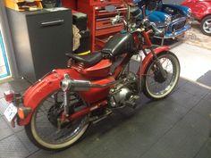 Rad 250cc Modded Bobber Postie Bike Postie Ideashonda