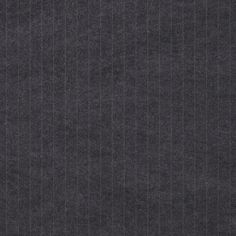 Ecru on Charcoal Savile Suiting Pin Stripe - Ecru on Charcoal a Textile 4478 - Phillip Jeffries
